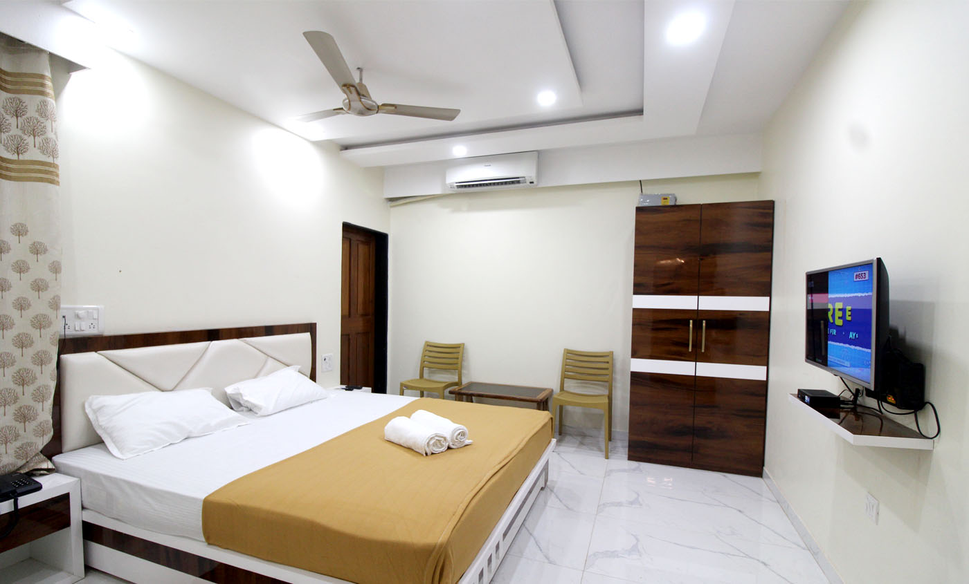 Deluxe AC Room In Malvan