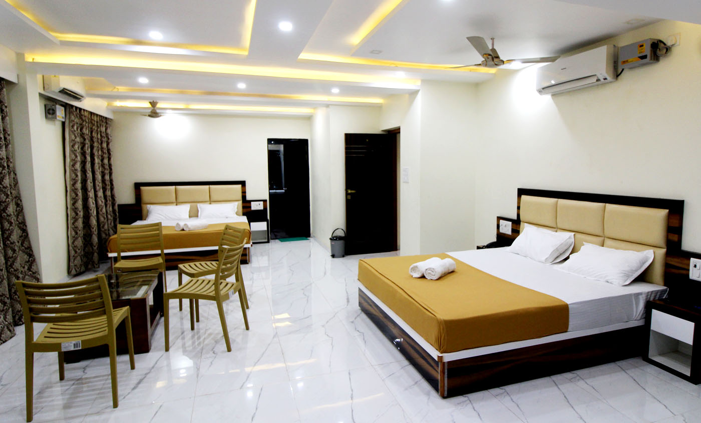 Family Suite In Malvan