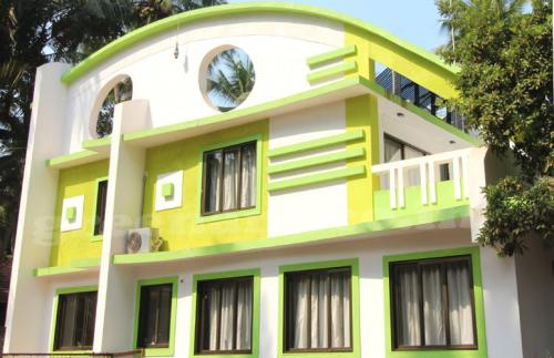 Green Arc - Hotel In Malvan